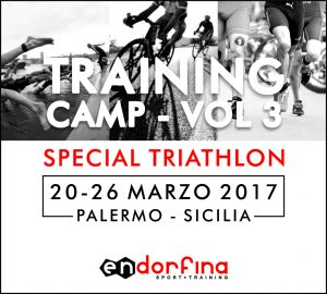 TRAINING CAMP VOL.3 SPECIAL TRIATHLON 20-26 MARZO 2017