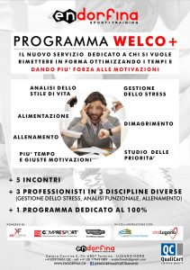WELCO+ IL PROGRAMMA ANTISTRESS