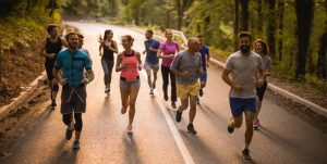 RUN WITH US: IL RUNNING PER TUTTI!
