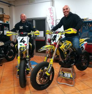 ENDORFINA SPORT+TRAINING SPONSOR TECNICO MP RACING 2020