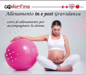 Read more about the article ALLENAMENTO IN E POST GRAVIDANZA