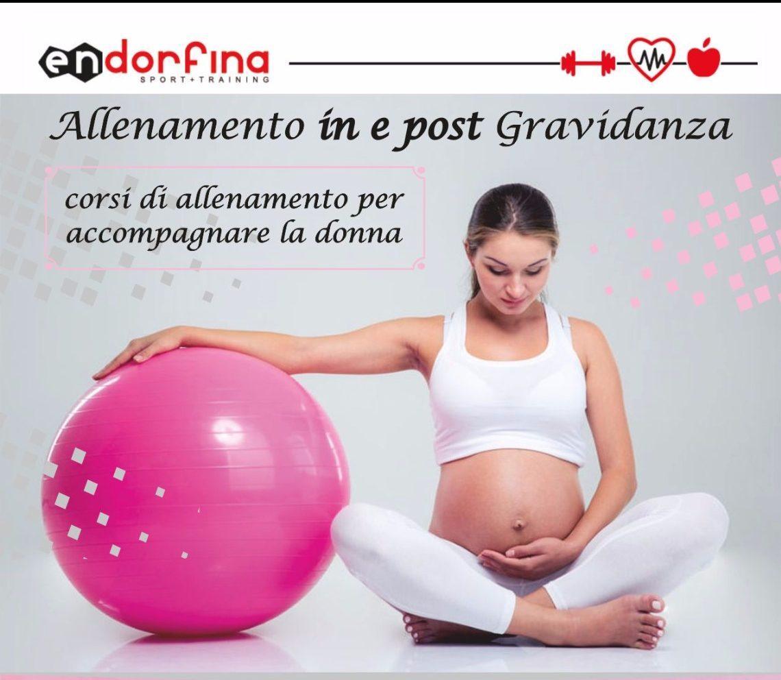 You are currently viewing ALLENAMENTO IN E POST GRAVIDANZA