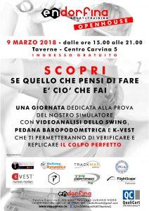 Read more about the article 9 MARZO 2018, LUGANO – IL GOLF COME NON LO AVETE MAI GIOCATO