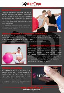 Read more about the article RICOMINCIA DAI NOSTRI CORSI!